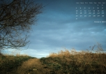 FREE March Desktop Calendar