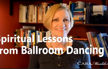 Spiritual Lessons from Ballroom Dancing
