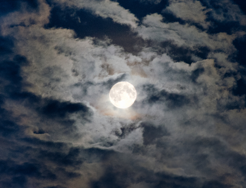 Super Moon and the Equinox